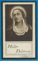 Bidprentje Van Adela Coppens - Herfelingen - 1854 - 1934 - Images Religieuses