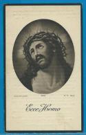 Bidprentje Van Léon Coppens - Herfelingen - 1839 - 1932 - Images Religieuses