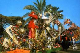 """NICE /  06  """"    L 12     CARNAVAL          /  BATAILLE DE FLEURS  /   """"    CPM / CPSM  10 X 15 - Carnevale"""