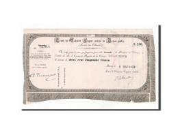 [#13184] Nouvelle-Calédonie, Traite De 250 Francs, 1er Mai 1873, Kolsky 86 - Other - Oceania