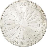 [#44367] Allemagne, République Fédérale, 10 Mark 1972 D, KM 130 - [ 7] 1949-… : FRG - Fed. Rep. Germany