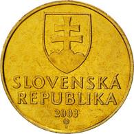 Slovaquie, République, 10 Koruna, 2003, KM 11 - Slovaquie