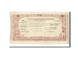 [#13188] Nouvelle-Calédonie, Traite De 10 000 Francs, 7 Septembre 1880, Kolsky 94 - Other - Oceania