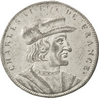 Charles VI, Médaille - France