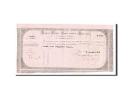 [#13200] Nouvelle Calédonie, Traite De 250 Francs, 9 Septembre 1869, Comme Kolsky 86 - Billets