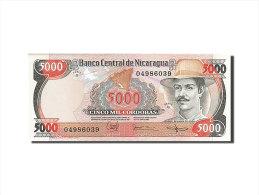 [#258736] Nicaragua, 5000 Cordobas, Type Général Benjamin Zeledon - Nicaragua