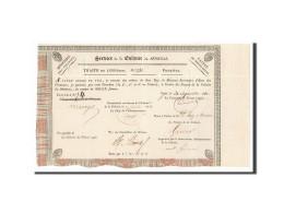 [#13191] Sénégal, Traite De 1000 Francs, 20 Septembre 1831, Kolsky 63 - Sénégal