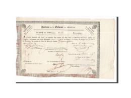 [#13192] Sénégal, Traite De 2000 Francs, 2 Mars 1829, Kolsky 64 - Sénégal
