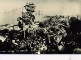"""MARINA DE CARRARA """"    L 12     CARNAVAL   1951         /   """"    CPM / CPSM  PHOTO  10 X 15 - Carnevale"""