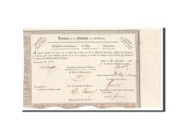 [#13189] Sénégal, Traite De 500 Francs, 20 Septembre 1831, Kolsky 65 - Sénégal
