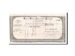 [#13185] Nouvelle-Calédonie, Traite De 500 Francs, 18 Octobre 1872, Kolsky 85 - Other - Oceania