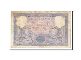 [#157626] 100 Francs Type Bleu Et Rose, 23 Mai 1889, Fayette 21.2 - 1871-1952 Anciens Francs Circulés Au XXème
