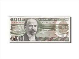 [#258753] Mexique, 500 Pesos, Type Madero - Mexique