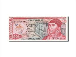 [#258740] Mexique, 20 Pesos, Type J. Morelos Y Pavon - Mexique