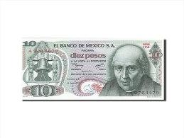 [#258742] Mexique, 10 Pesos, Type Hidalgo - Mexique