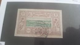LOT 258641 TIMBRE DE COLONIE SOMALIS OBLITERE
