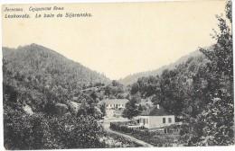 LESKOVATZ (Serbie) Le Bain De Sijarenska - Serbie