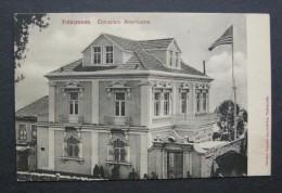 Turkey Trabzon Trebizonde Consulato Americaine The American Embassy - Turquia