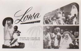 "Lowa  Kinshasa  ""Mission Des Soeurs Doctrine Chrétienne Reine Astrid "" ( Maya Maya Brazzaville ) - Kinshasa - Leopoldville"