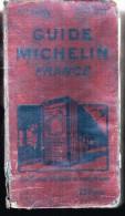MICHELIN ( Guide)-FRANCE-1931 - Michelin (guides)