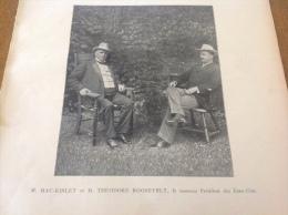 1901 MAC KINLEY Et THÉODORE ROOSEVELT - LE TSAR ET LA TSARINE - SANCTUAIRE DE POMPEÏ - CHÂTEAU DE PIERREFONDS - Livres, BD, Revues