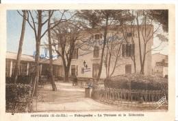 Septèmes - Fabregoules - La Terrasse Et Le Réfectoire - Frankreich
