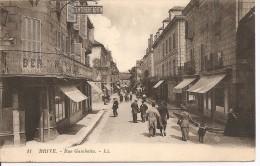 Brive - Rue Gambetta - Brive La Gaillarde