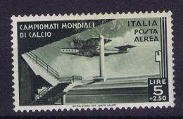 Italia: 1934 Sa Nr  A71   Mi Nr 486 MH/* - 1900-44 Vittorio Emanuele III