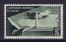Italia: 1934 Sa Nr  A71   Mi Nr 486 MH/* - 1900-44 Victor Emmanuel III