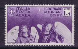 Italia: 1935 Sa Nr A93   Mi Nr 541 Used - 1900-44 Vittorio Emanuele III