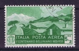 Italia: 1935 Sa Nr A94   Mi Nr 542 Used - 1900-44 Victor Emmanuel III