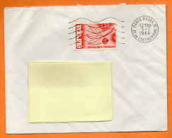 MAURY N°  1455 EUROPA    Lettre Entière N°  M 424 - Marcophilie (Lettres)