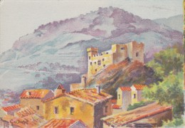 Carte Postale    BARRE & DAYEZ      Quelques Sites De La Cote D´azur   Illustrateur   GEO DURET  2308  C - Cartes Postales