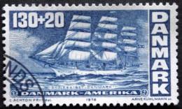 Denmark 1976 200 Years Of Independence Of The United Stssten Of America MiNr.614  (O)  ( Lot  B  1084 ) - Danemark