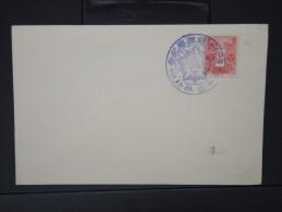 JAPON- Enveloppe Avec Jolie Oblitération   A Voir    P4897 - Covers & Documents