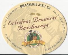 Sous-bocks: Brasserie M&T- SA - Sous-bocks
