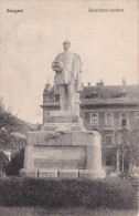 Hungria--Szeged--1919--Szechenyi--szobor-- - Hungría