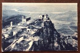 REP. DI SAN MARINO  ROCCA E PALAZZO GOVERNATIVO - VIAGGIATA  NEL 1932 - San Marino