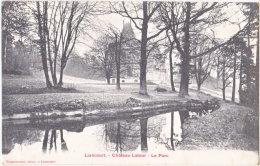 60. LIANCOURT. Château Latour. Le Parc - Liancourt