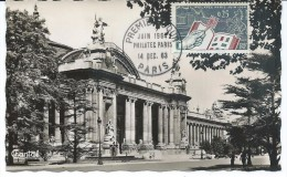 1403 - PHILATEC PARIS JUIN 1964 - LE GRAND PALAIS - D1 - Cartas Máxima