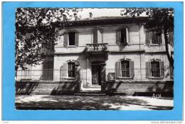 GRANS-l'hotel De Ville +-a Voyagé En 1958 édition Tardy - Autres Communes