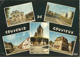 Gouvieux-souvenir De Gouvieux-cpm - Gouvieux