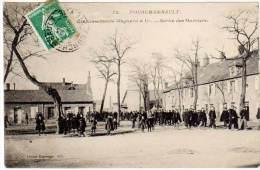 Fourchambault - Etablissements Magnard & Cie - Sortie Des Ouvriers - Autres Communes