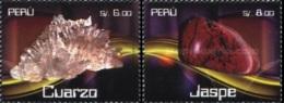 Perù 2014, Minerals, 2val - Minerals