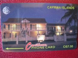 Télécarte île Cayman - Cayman Islands