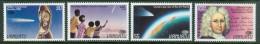 1986 Vanuatu Cometa Halley Set MNH** B517 - Vanuatu (1980-...)