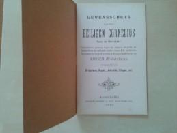 Rossem Wolverthem Levensschets Van Den Heiligen Cornelius 18 Blz.gedrukt In 1911 - Historical Documents