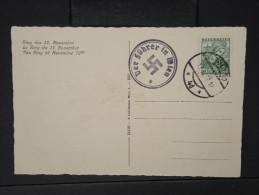 AUTRICHE- OBL  DE PROPAGANDE DU FURHER A WIEN EN 1938    A Voir Lot P4918 - 1918-1945 1. Republik