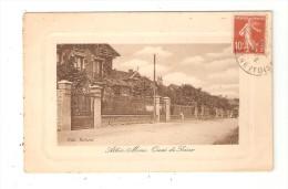 CPA : 91 - ATHIS MONS : Quai De Seine : Maisons - Rue : Peu Commune - Athis Mons