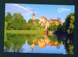 BELARUS  -  Niesvizh Palace  Used Postcard As Scans - Belarus